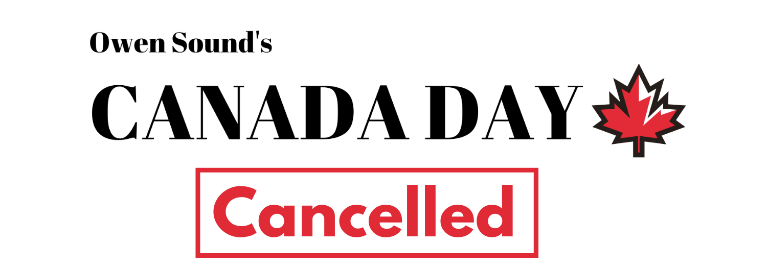 Canada Day Cancelled